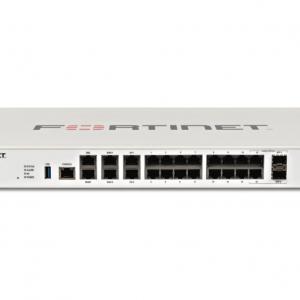 Firewall Fortinet FortiGate 100E Hardware   Licencia BDL UTM 8x5 3 YR